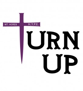 Turn Up Logo